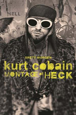 Poster: Cobain: Montage of Heck
