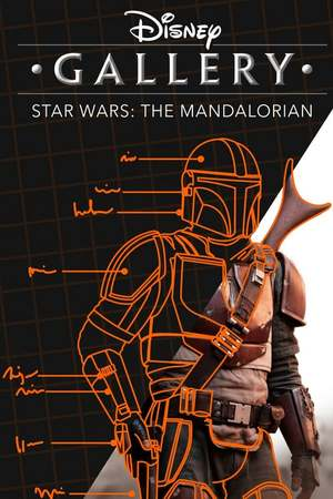 Poster: Disney Galerie - Star Wars: The Mandalorian