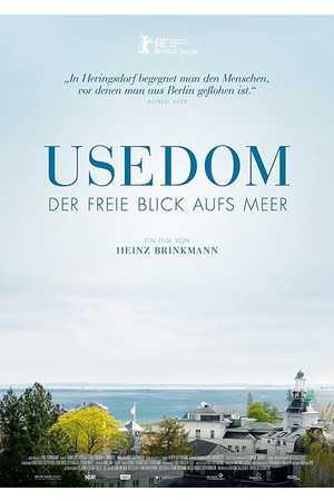 Poster: Usedom: Der freie Blick aufs Meer