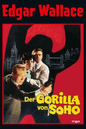 Poster: Edgar Wallace - Der Gorilla von Soho