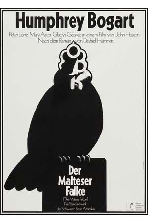 Poster: Die Spur des Falken