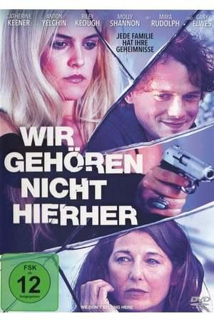 Poster: Wir gehören nicht hierher