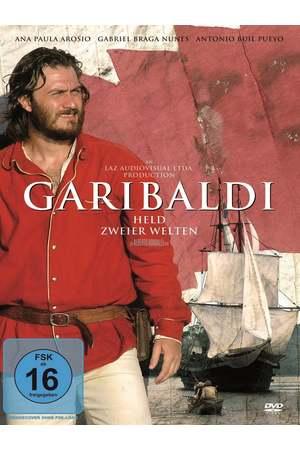 Poster: Garibaldi - Held zweier Welten