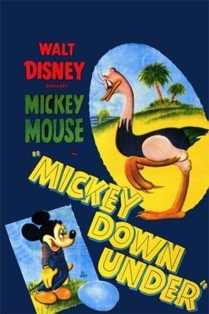 Poster: Micky in Australien