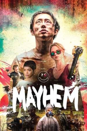 Poster: Mayhem