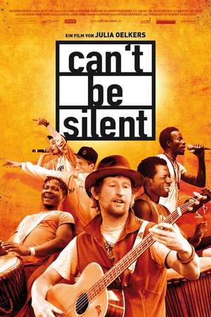 Poster: Can't Be Silent
