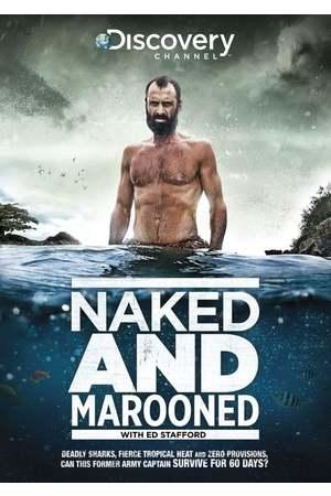 Poster: Ed Stafford: Das nackte Überleben