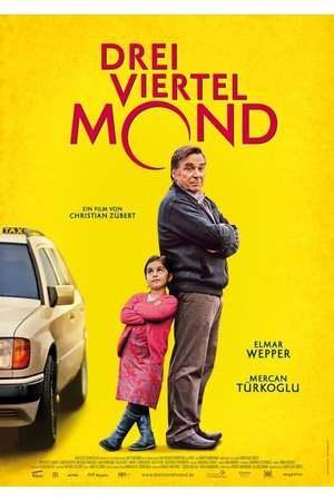 Poster: Dreiviertelmond