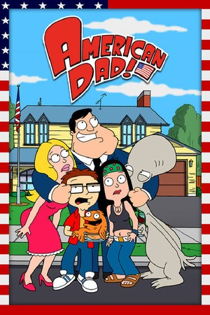 Poster; American Dad