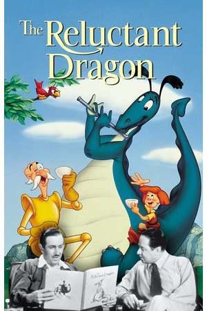 Poster: Der Drache wider Willen