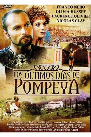 Poster: Die letzten Tage von Pompeji