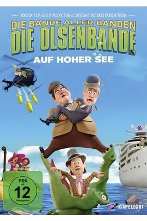 Poster: Die Olsenbande auf hoher See