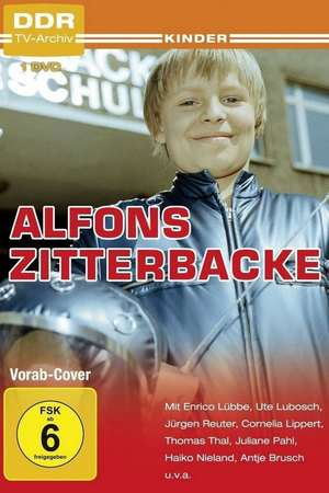 Poster: Alfons Zitterbacke