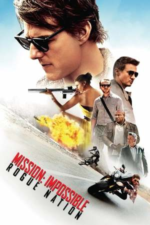 Poster: Mission: Impossible - Rogue Nation