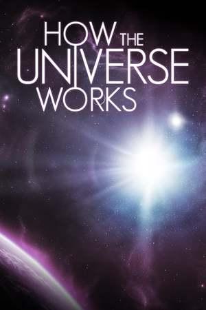 Poster: Das Universum – Eine Reise durch Raum und Zeit