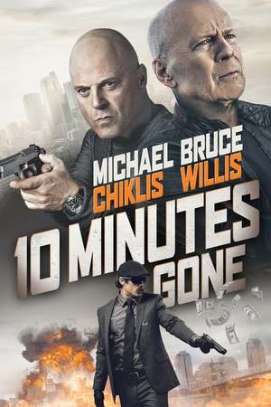 Poster: 10 Minutes Gone