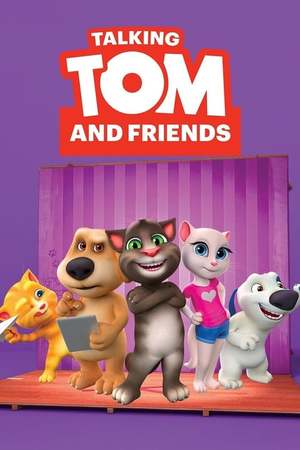 Poster; Talking Tom and Friends