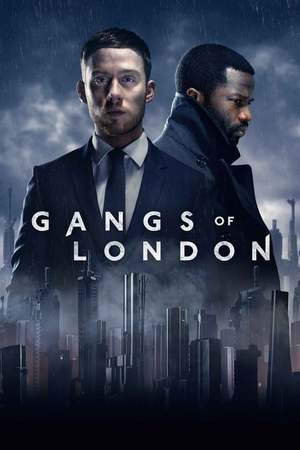 Poster: Gangs of London