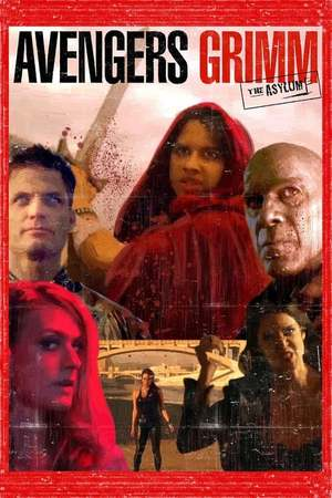 Poster: Avengers Grimm