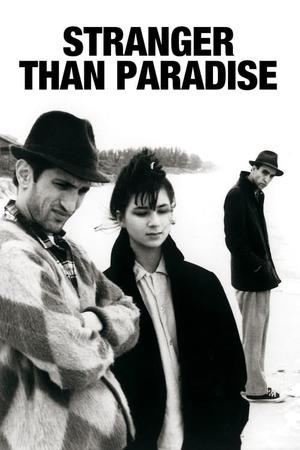 Poster: Stranger Than Paradise