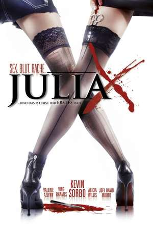 Poster: Julia X