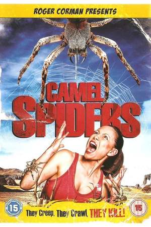 Poster: Camel Spiders - Angriff der Monsterspinnen