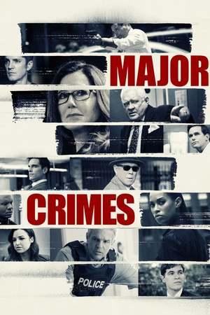 Poster: Major Crimes