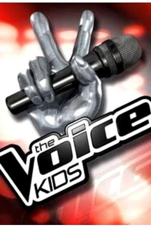 Poster: The Voice Kids Belgique.