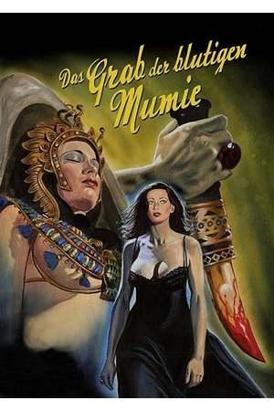 Poster: Das Grab der blutigen Mumie