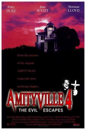 Poster: Amityville Horror IV
