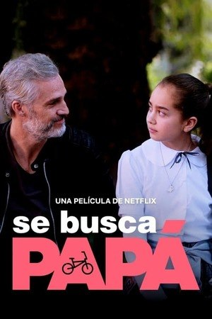 Poster: Papa Gesucht