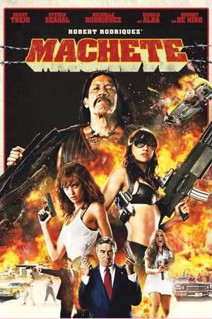 Poster: Machete