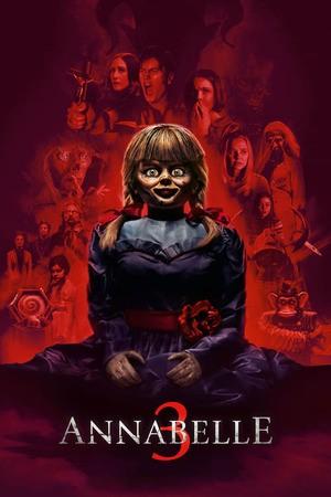 Poster: Annabelle 3