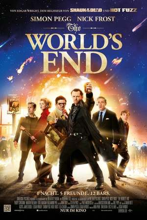 Poster: The World's End
