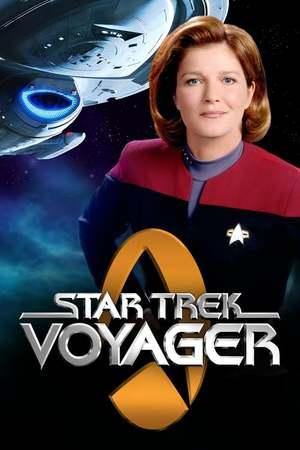 Poster: Star Trek: Raumschiff Voyager