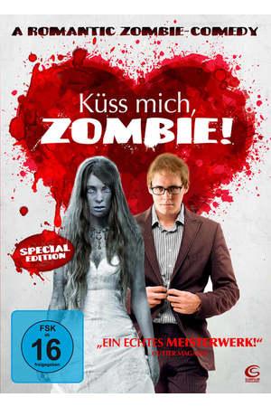 Poster: Küss mich, Zombie!