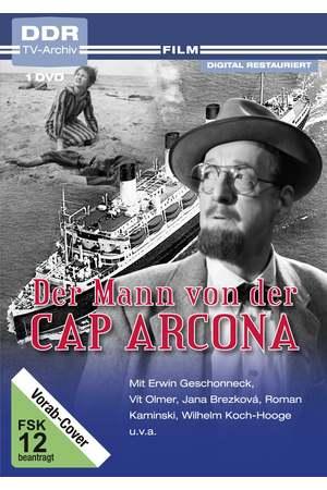 Poster: Der Mann von der Cap Arcona