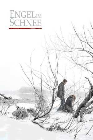 Poster: Engel im Schnee