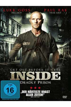 Poster: Inside - Deadly Prison