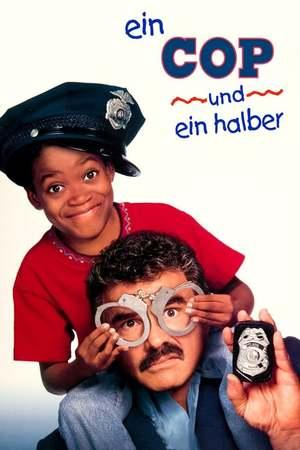 Poster: Ein Cop und ein halber
