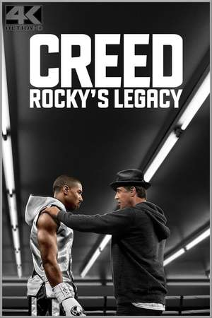 Poster: Creed - Rocky's Legacy