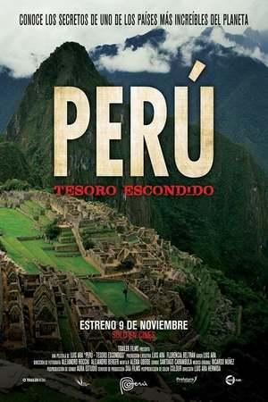 Poster: Perú: Tesoro Escondido