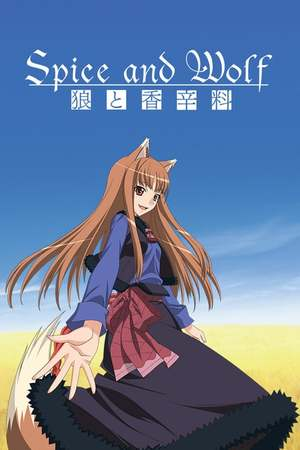 Poster: Spice and Wolf