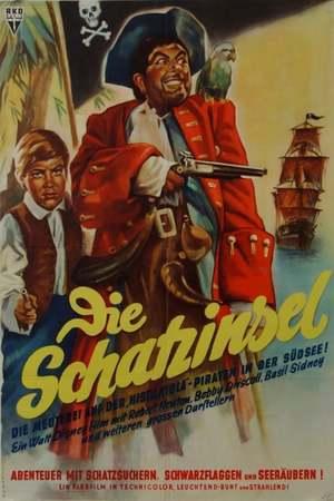 Poster: Die Schatzinsel