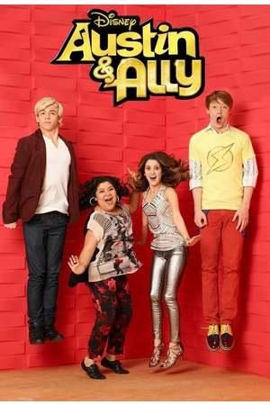 Poster: Austin und Ally