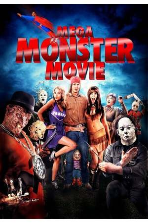 Poster: Mega Monster Movie