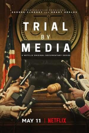 Poster: Gerichtsverfahren in den Medien