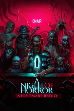 Poster: A Night of Horror: Nightmare Radio