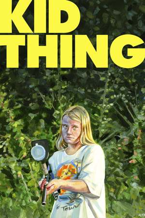 Poster: Kid-Thing