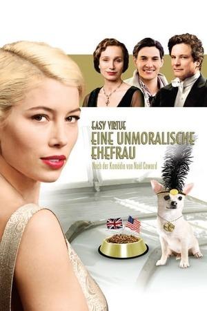 Poster: Easy Virtue - Eine unmoralische Ehefrau